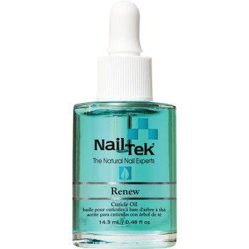 Nail Tek Renew Natural Cuticle Oil with Tea Tree .5 oz.