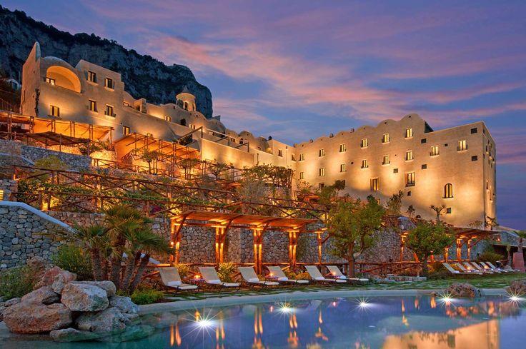 Os hotéis mais belos da Europa    SAPO Viagens