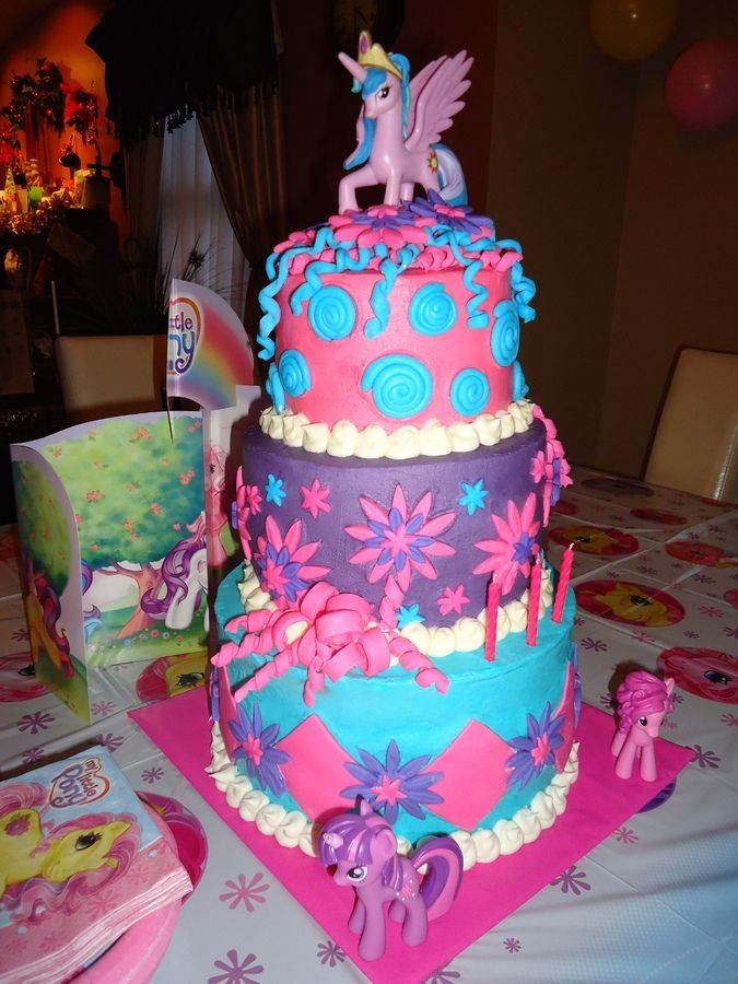 268 best My little pony cupcakes birthday cake images on