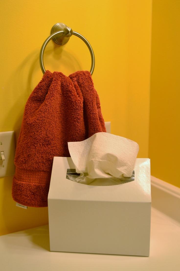 17 best images about kleenex hand towels guest ready bathrooms on pinterest prepping burlap. Black Bedroom Furniture Sets. Home Design Ideas