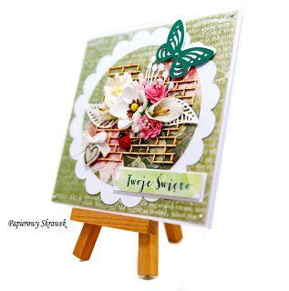 Papierowy Skrawek: Dzień Matki....na kolorowo