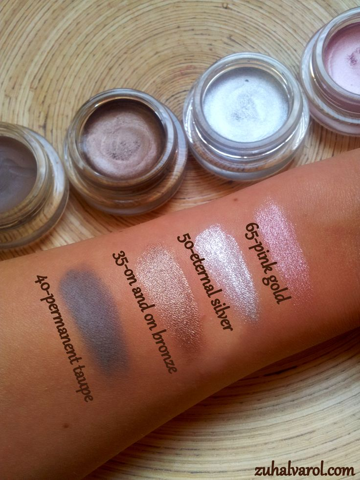 maybelline. I need the light tan one to replace one of my bare minerals colors that they don't make anymore