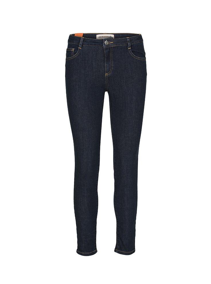 Billie Mid-rise Slim-leg Jeans   Custommade.dk