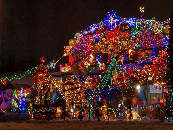 #Toronto Christmas Lights