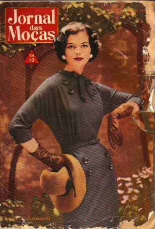 Img - Revistas femininas nos anos 50 e 60 (A mulher no mundo machista)