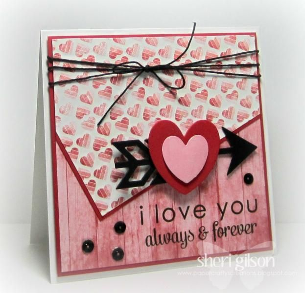 612 best valentine cards images on Pinterest | Valentine cards ...
