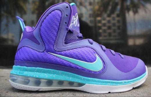 """Nike LeBron 9 """"Summit Lake Hornets"""" New Images"""