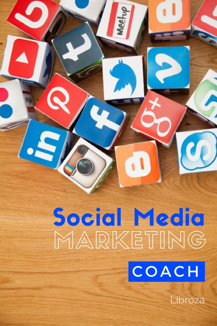 Il Social Media Marketing Coach ti spiega come funzionano i principali Social Network, ti aiuta a scegliere i canali migliori per promuovere te stesso e i tuoi libri e ti insegna come utilizzarli al meglio.