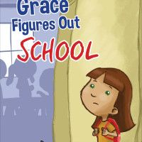 http://thebabyspot.ca/grace-figures-out-school-book-review/ Grace Figures Out School By: Leslie Burby- A girl with Asperger's Syndrome begins her first day of school