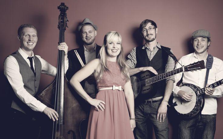 Arcadian - Festival Folk Band (Vintage)