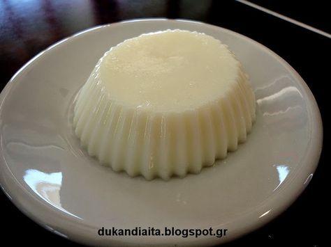 Όλα για τη δίαιτα Dukan: Πανακότα Dukan