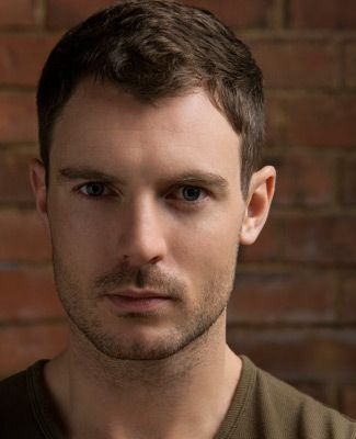 """I had to put on a bit of weight,"" ""Crossing Lines"" star Richard Flood says, ""and do boxing training. My character is a specialist in weapons and tactics, so there was a lot of gun training, a bit of fighting.."""