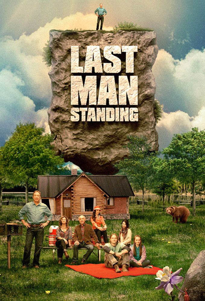 Last Man Standing, 2014-Ongoing // Great show, keep going against the grain Tim.