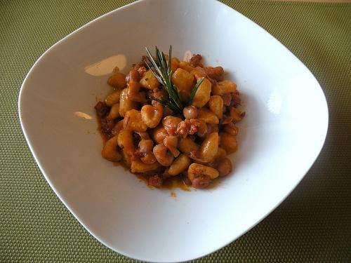 """Pisarei e fasò, la ricetta tradizionale piacentina da oggi protagonista della """"Settimana Rossa"""" di OroRosso!"""