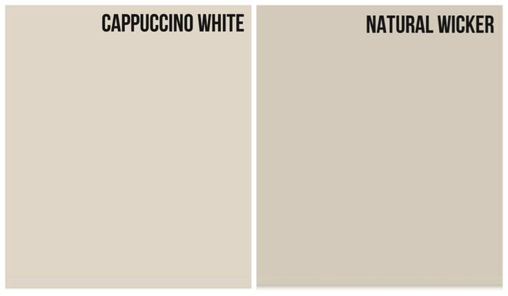 Light Tan Paint Color With Cooler Grey Undertone Cuccino White Colors Room