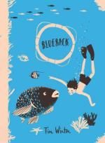 Blueback, by Tim Winton. hardback, Blueback is a deceptively simple allegory about a boy who matures through fortitude, and finds wisdom by living in harmony with all forms of life. A beautiful distillation of Winton's art and concerns. $16.95. booktopia