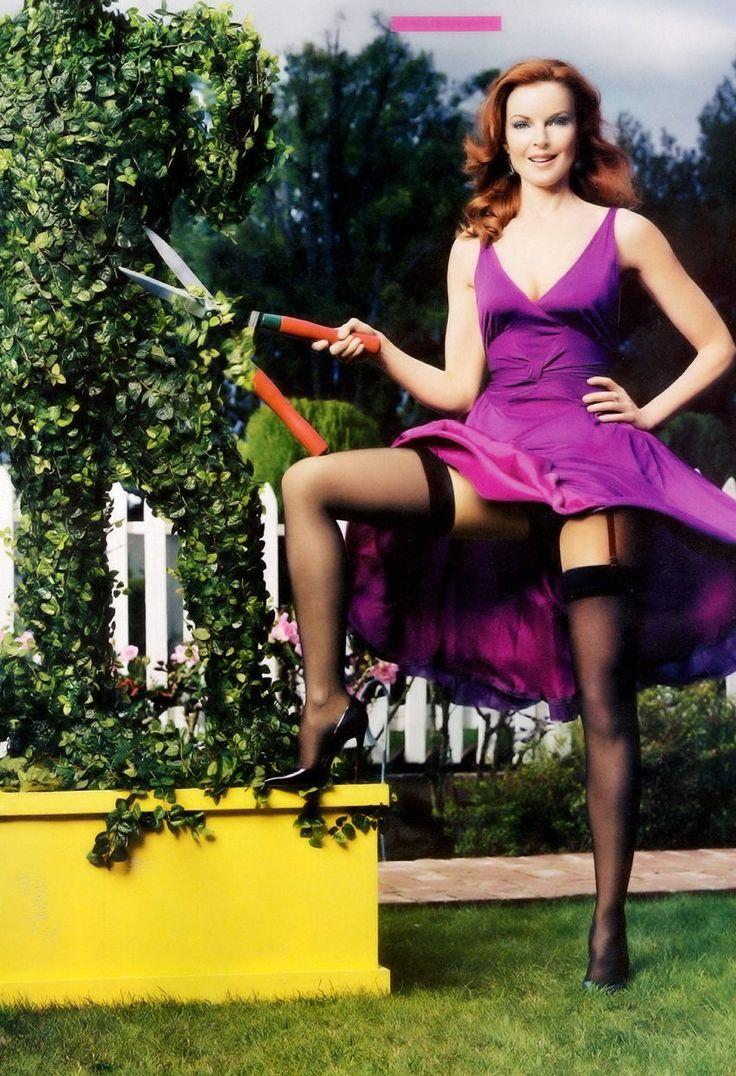 26 best images about marcia cross on pinterest red hair - Bree van der kamp ...