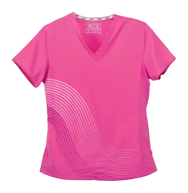 New Balance On Call Aerial scrub ~ pretty in pink azalea color!