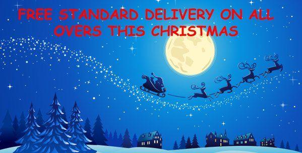 Christmas Special - FREE Standard Delivery on all Orders www.knickerlocker.com