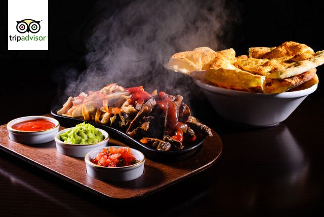 3-Course Mexican Meal & Sangria