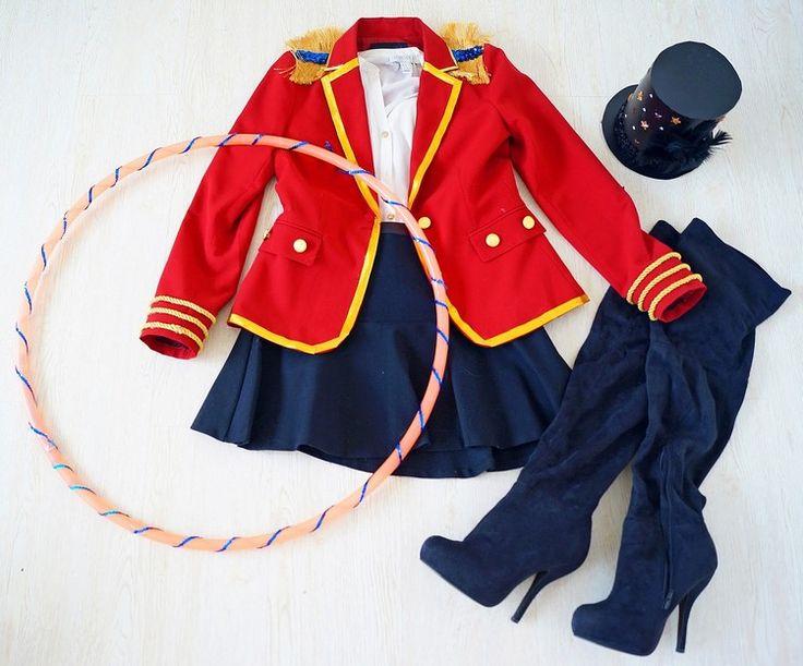 Zirkus Kostüme damen-dompteurin-kostüm-kleidung-accessoires