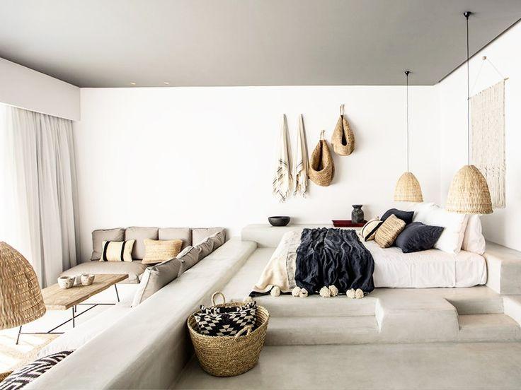 17 Best Ideas About Platform Bedroom On Pinterest