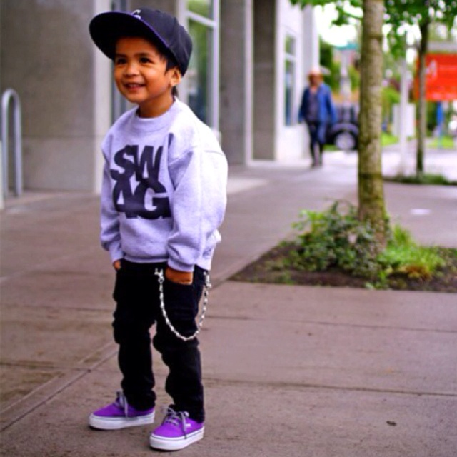 little kids with swag are adorable - Little Kid Pictures