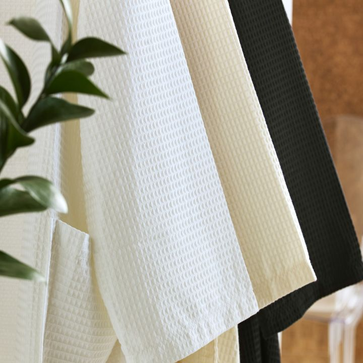 Spa Cotton Waffle Bathrobe >Bathrobes >Bathroom >Egyptian Cotton Bed Linen, Luxury Bed Linen, Duvets, Pillows, Towels, Table Linen >King of Cotton