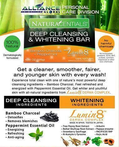 GET A CLEANSER,SMOOTHER,FAIRER AND YOUNGER SKIN WITH EVERY WASH! teamAFP