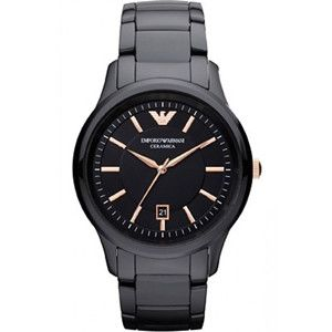 30 best images about emporio armani mens ceramic watches on buy emporio armani ar1466 mens black ceramic case and strap watch uk online armaniemporiowatches co