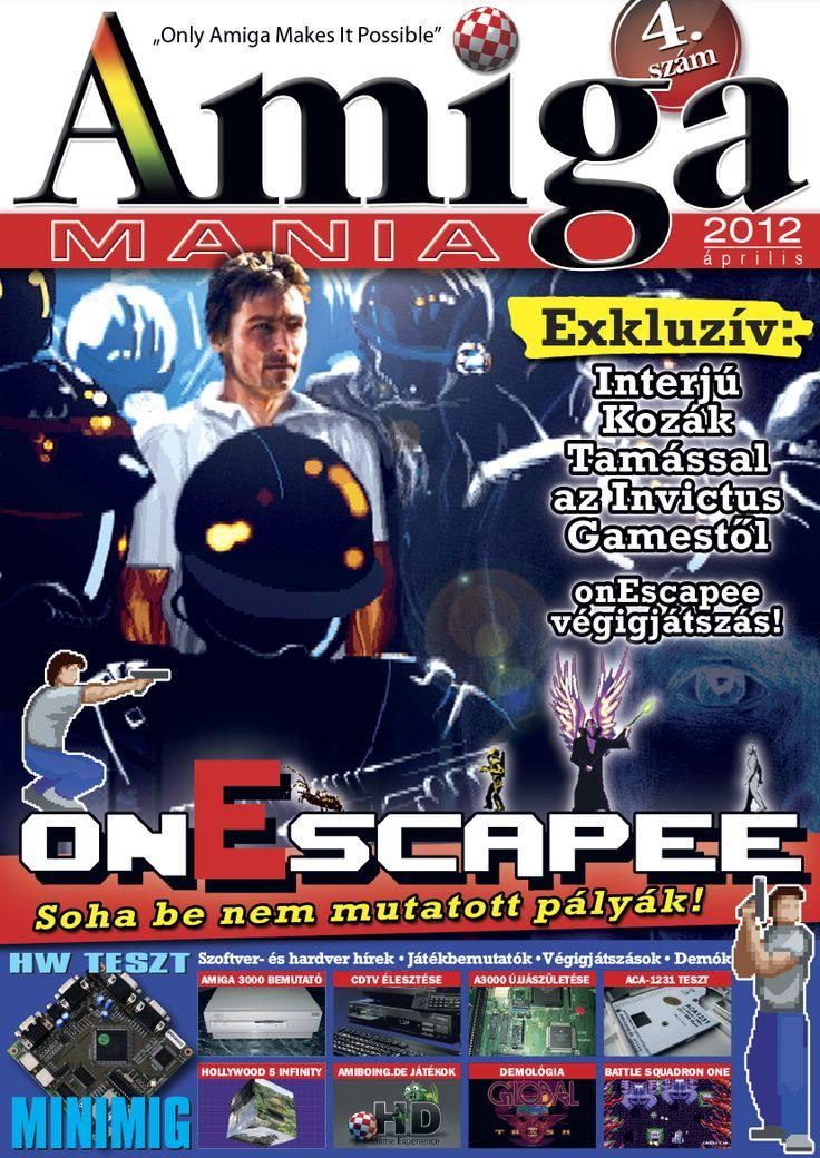 Amiga Mania Magazin 004