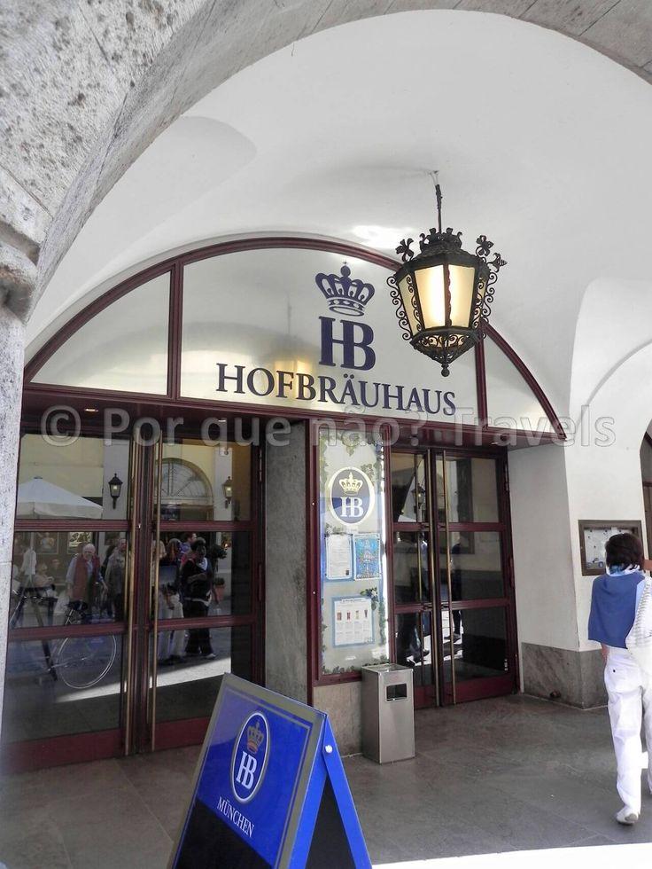 Alemanha: a Hofbräuhaus em Munique!