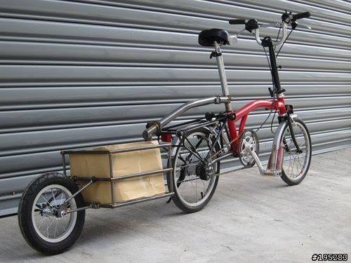 小徑與摺疊車 - 老布新歡~ brompton長尾巴了! - 單車討論區 - Mobile01