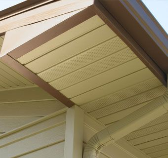 16 Best Exterior Soffit And Fascia Images On Pinterest Architecture Exterior Design And Home