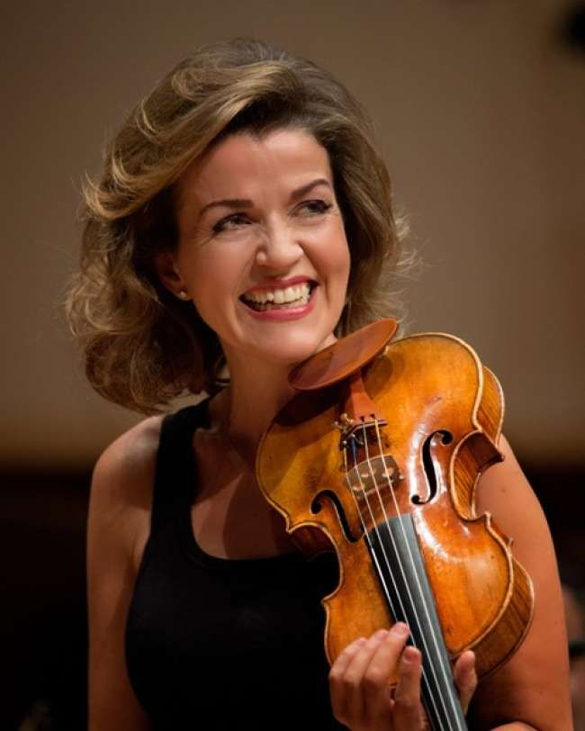 Violinists Anne-Sophie Mutter and Leonidas Kavakos to feature in free online broadcasts from Carnegie Hall
