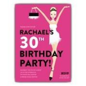 30Th Birthday Party Invitations to give you inspiration in making wonderful party invitation wording 438