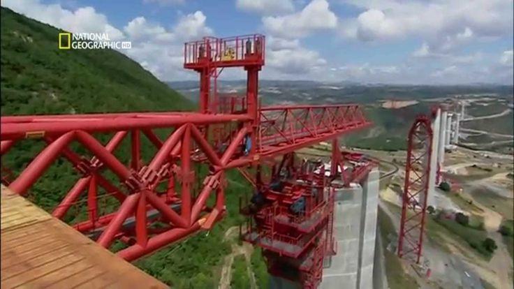 Mega Yapılar / Millau Köprüsü