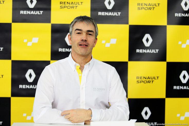 RENAULT F1 PRESENTAZIONE 2016, Nick Chester (GBR) Renault Sport Formula One Team Technical Director. 03.02.2016.