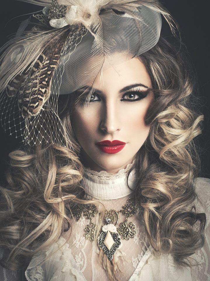 Makeup and Hair inspiration :)