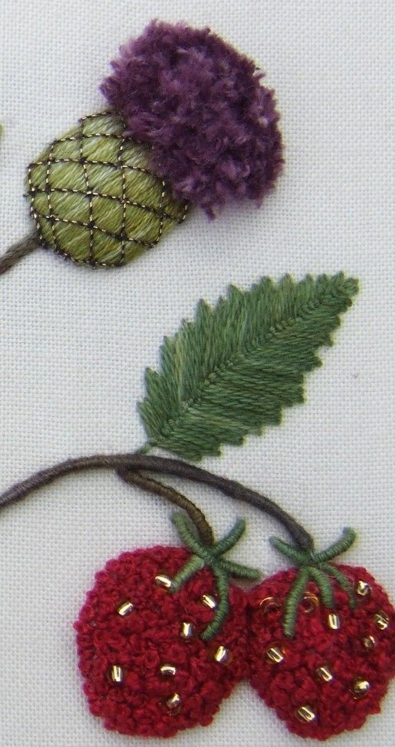 Branching Out full kit for stumpwork by lornabateman22 on Etsy