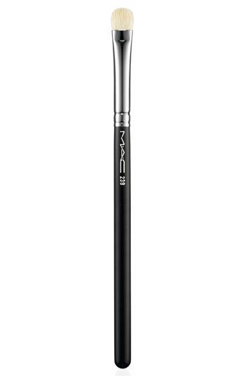 M·A·C 239 Eye Shading Brush available at #Nordstrom, can't go wrong with Mac brushes. Great quality.