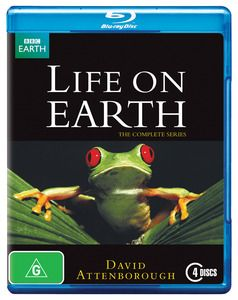 Life On Earth - Blu Ray | Blu-ray | ABC Shop