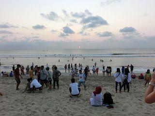 あさみのバリ倶楽部ブログ: バリ島バランガンビーチでのんびりタイム♪