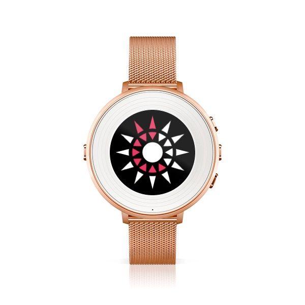 TTMMROSE for Pebble Time Round #PebbleTimeRound #Pebble #watchface