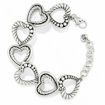 Connected By Love Bracelet  available at #Brighton~it is so pretty on ! I love it***