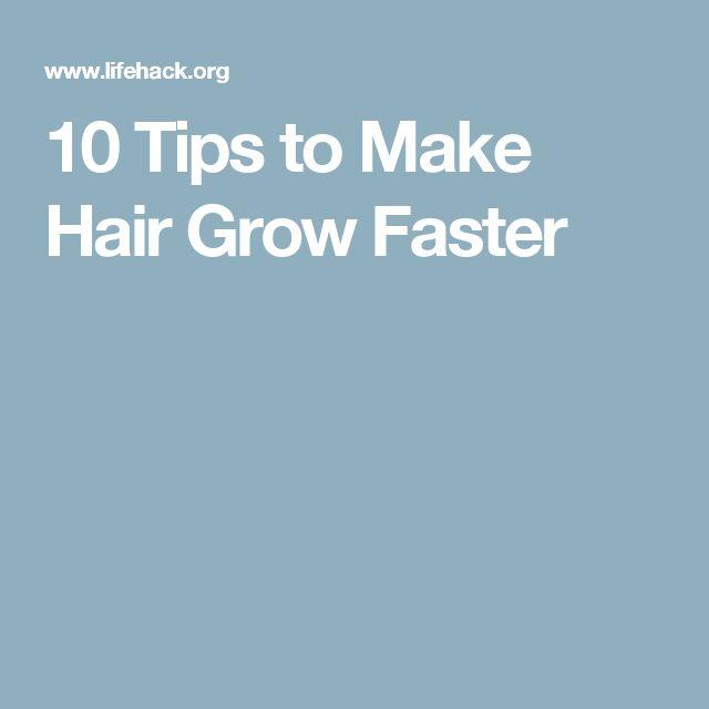 Natural Ways To Help Your Hair Grow Longer