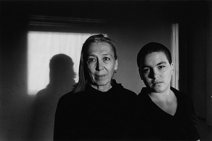 "Untitled from the series ""Madres e Hijas""(1995–1999) by Adriana Lestido"
