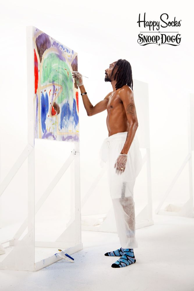 The Art of Inspiration: Snoop Dogg the Artist Painting