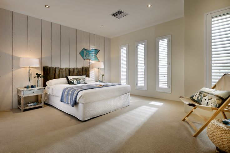 Homebuyers Centre - Espirit Display Home Bedroom