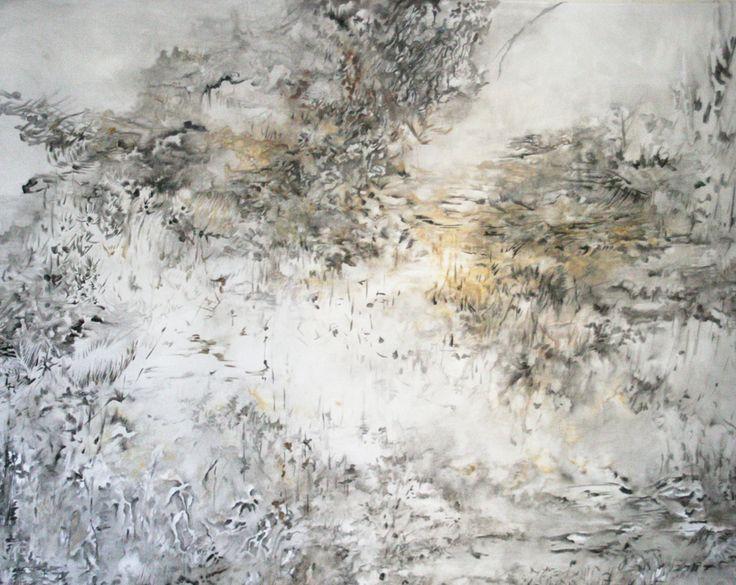 Oleo sobre tela  100 x 80 cm